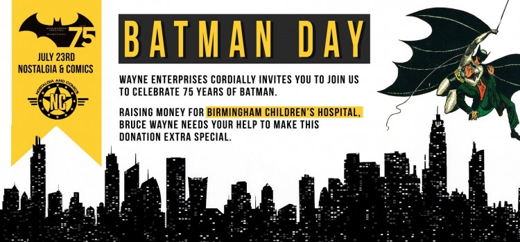 Batman Day Charity Gala