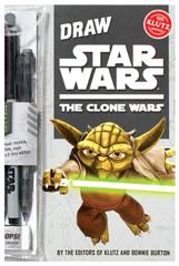 Bonnie Burton – Star Wars Draw Clone Wars